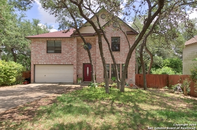 Schertz Single Family Home For Sale: 308 Victoria Pt