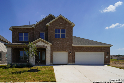 Boerne Single Family Home Price Change: 115 Stablewood Ct