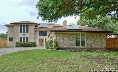 San Antonio Single Family Home For Sale: 7322 Sawgrass