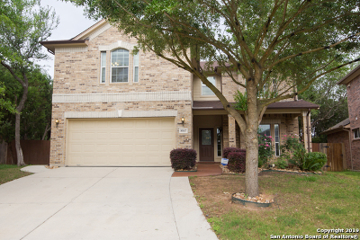 Helotes Single Family Home For Sale: 8847 Brocken Forest