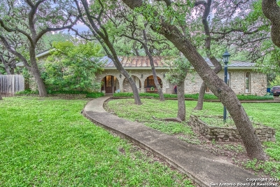 San Antonio Single Family Home For Sale: 22402 Cielo Vista Dr