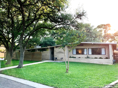 New Braunfels Single Family Home For Sale: 49 Ridge Dr