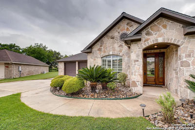 Boerne Single Family Home For Sale: 109 Emery Ln