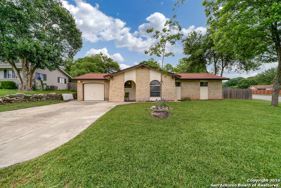Live Oak Single Family Home Back on Market: 12602 Northledge Dr