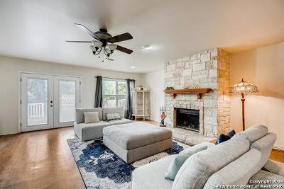 Schertz Single Family Home Price Change: 2535 Smokey Creek