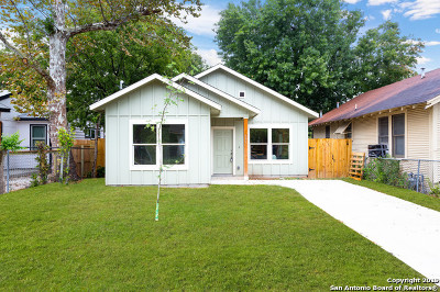 Single Family Home For Sale: 531 Gulf