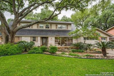 San Antonio Single Family Home For Sale: 3006 Northridge Dr