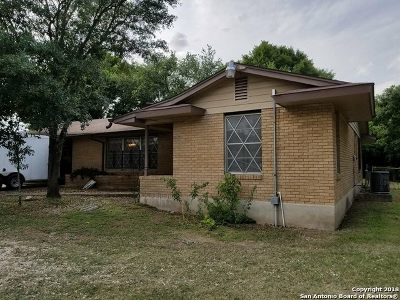 Single Family Home For Sale: 2101 Rigsby Ave