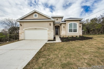 Converse, Live Oak, Selma Single Family Home For Sale: 15415 Capri Ln