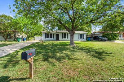 San Antonio Single Family Home Back on Market: 343 Rasa Dr