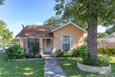 Kerrville Single Family Home For Sale: 301 Hugo St