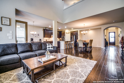 Boerne Single Family Home For Sale: 103 Onion Creek