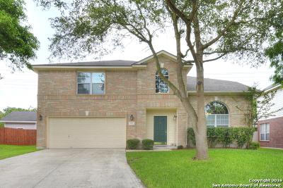 Cibolo Single Family Home For Sale: 281 Fawn Ridge
