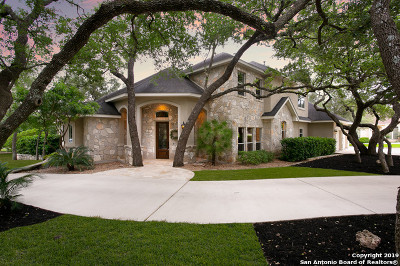 Boerne Single Family Home For Sale: 8240 Colonial Woods