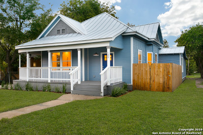 Single Family Home Active Option: 122 Alamosa Ave
