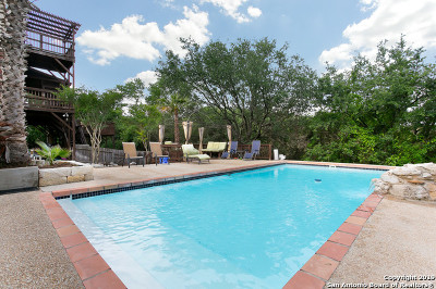 San Antonio Single Family Home Active Option: 19406 Gran Cima