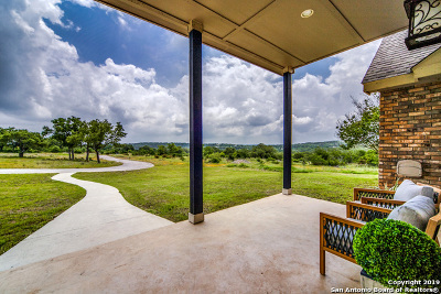 Spring Branch Single Family Home For Sale: 195 Coyote Vista