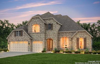 San Antonio Single Family Home For Sale: 25825 Comanche Creek