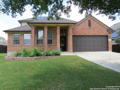 Schertz Single Family Home Active Option: 967 Oak Ridge