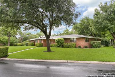 Windcrest Single Family Home New: 401 Zephyr Dr