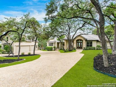 San Antonio Single Family Home New: 6626 Cedar Brush