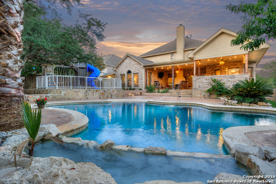 San Antonio Single Family Home Active Option: 23711 Morning Fog