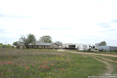 Atascosa County Farm & Ranch For Sale: 11415 State Hwy 16