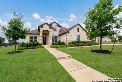 New Braunfels Single Family Home Price Change: 2617 Mallinckrodt
