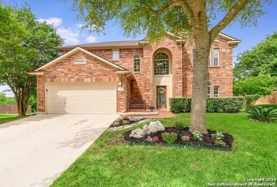 Stone Oak Single Family Home Active Option: 1103 El Risco
