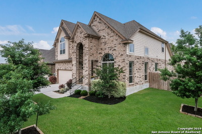 Cibolo Single Family Home Price Change: 812 Alpino