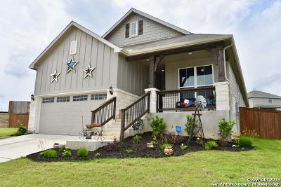 Schertz Single Family Home For Sale: 6623 Bowie Cove