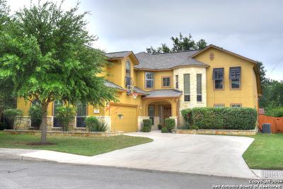 Helotes Single Family Home For Sale: 16314 La Madera Rio