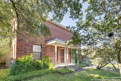 Alamo Heights Single Family Home New: 158 Barilla Pl