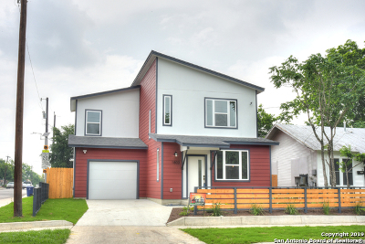 Single Family Home For Sale: 1803 Dawson St