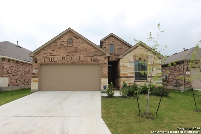 Helotes Single Family Home New: 9518 Bricewood Oak