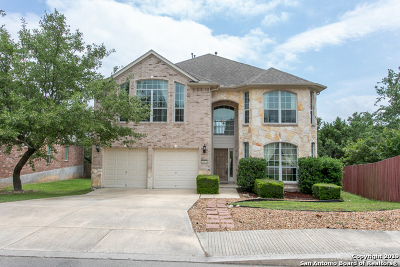 Canyon Springs Single Family Home For Sale: 1514 Alpine Pond
