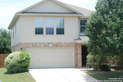 Converse Single Family Home New: 434 Diana Dr