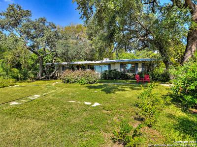 San Antonio TX Single Family Home For Sale: $599,000