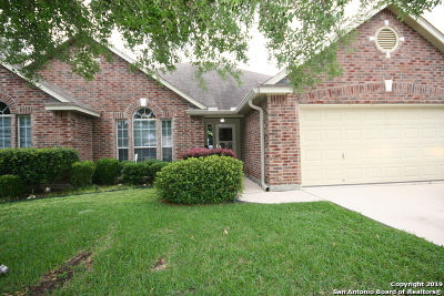Helotes Single Family Home New: 9210 Scotford