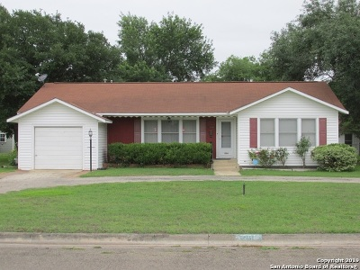 Hondo Single Family Home Price Change: 1208 29th St