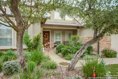 San Antonio Single Family Home For Sale: 18714 Beardsley Cove