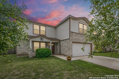New Braunfels Single Family Home Active Option: 1524 Cap Ridge Peak