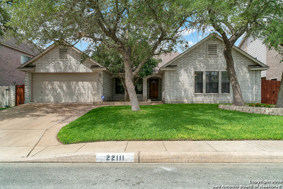 Stone Oak Single Family Home For Sale: 22111 Pelican Edge