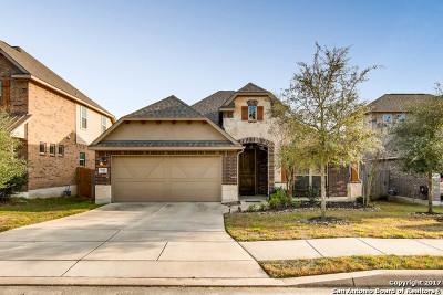 Boerne Single Family Home For Sale: 7922 Mystic Chase