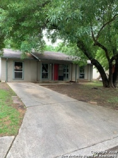 San Antonio Single Family Home New: 6718 Blue Oak Ln