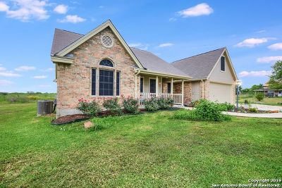 New Braunfels Single Family Home New: 1163 Altwein Ln