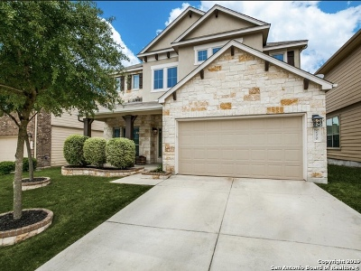 Cibolo Single Family Home New: 220 Dove Hl