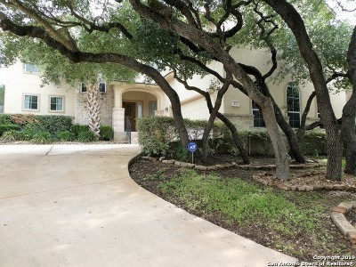 Helotes Single Family Home Active Option: 9111 Arroyo Hondo