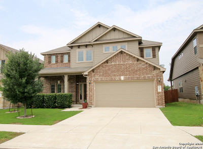 Cibolo Single Family Home New: 344 Morgan Run