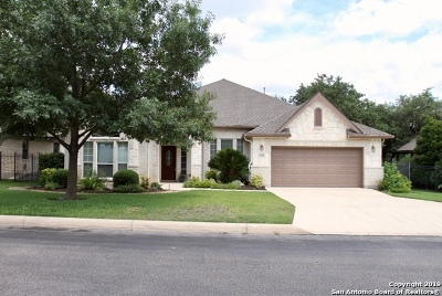 Helotes Single Family Home For Sale: 13806 French Oaks